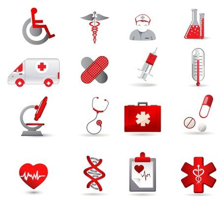 Free health care icon. Healthcare clipart