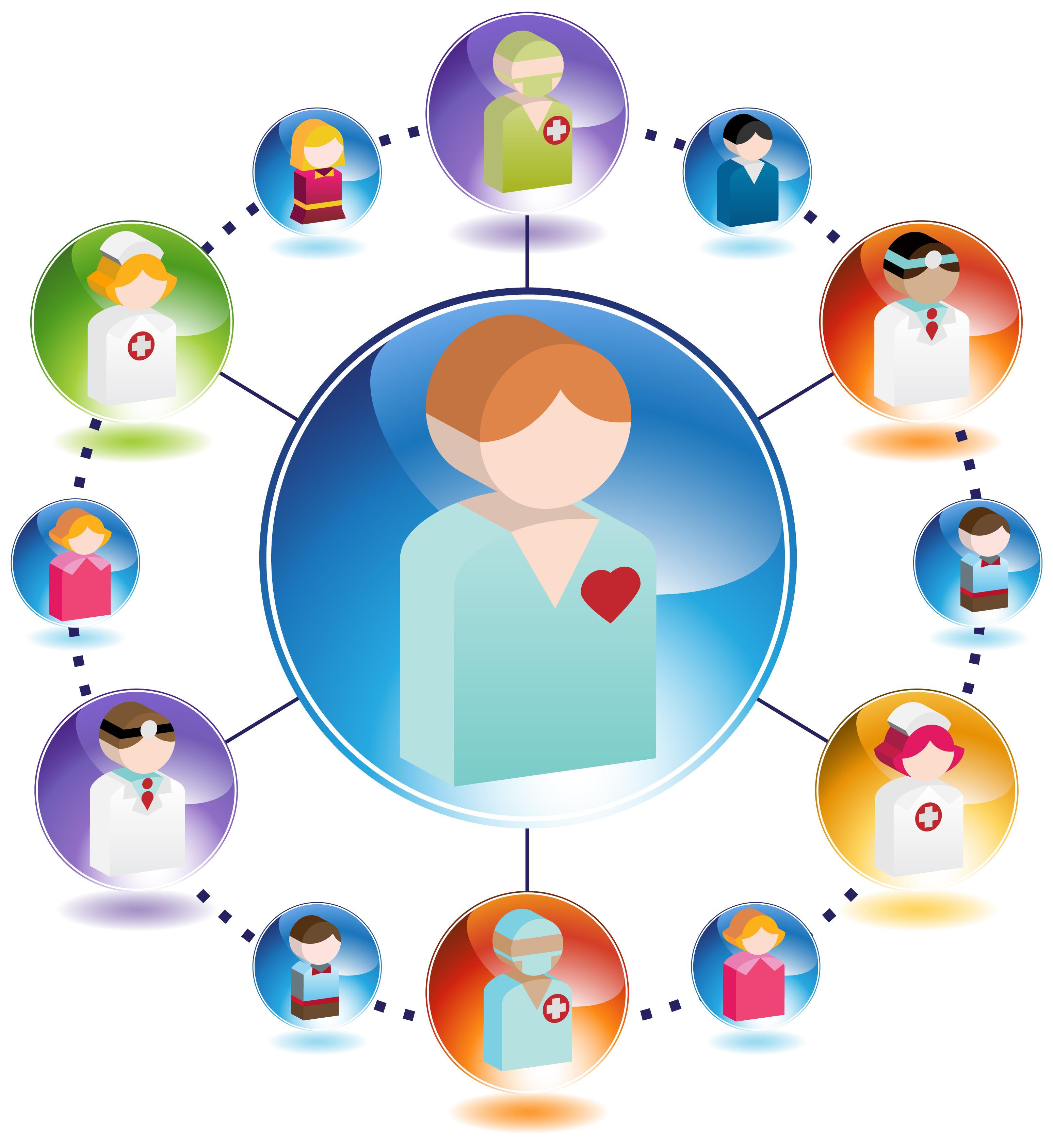 Health care clip art. Teamwork clipart healthcare teamwork