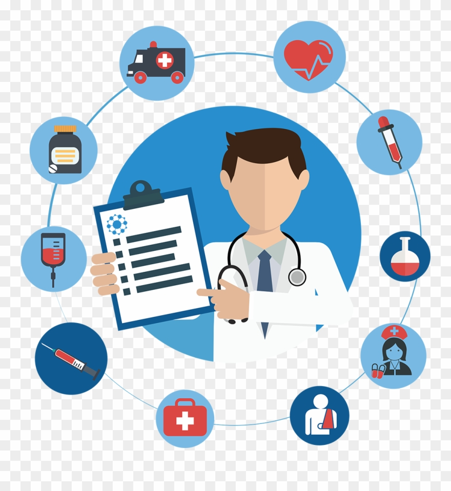 Svg transparent library . Healthcare clipart health checkup
