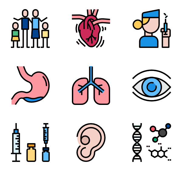Medical equipment icons free. Medicine clipart hospital instrument
