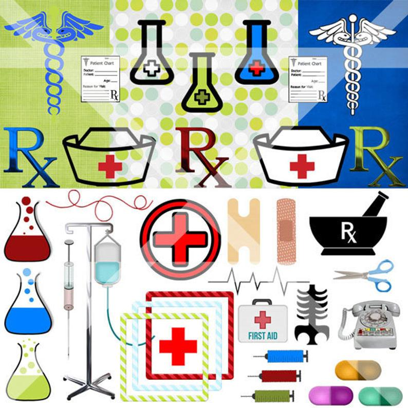 Medical transparent backgrounds clip. Healthcare clipart medicine background