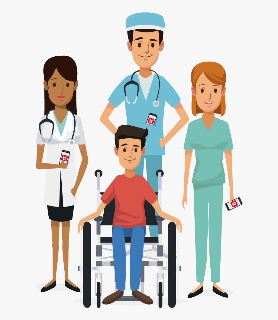 Health care medicine and. Nursing clipart nurse patient