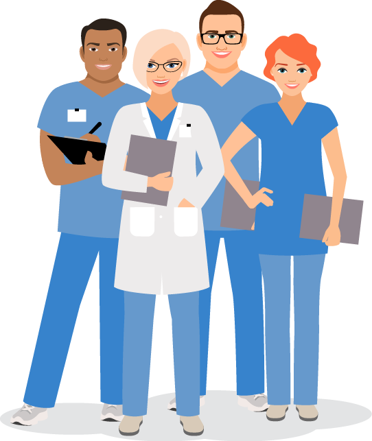 Professional clipart health care provider. Medco services nurse practitioners