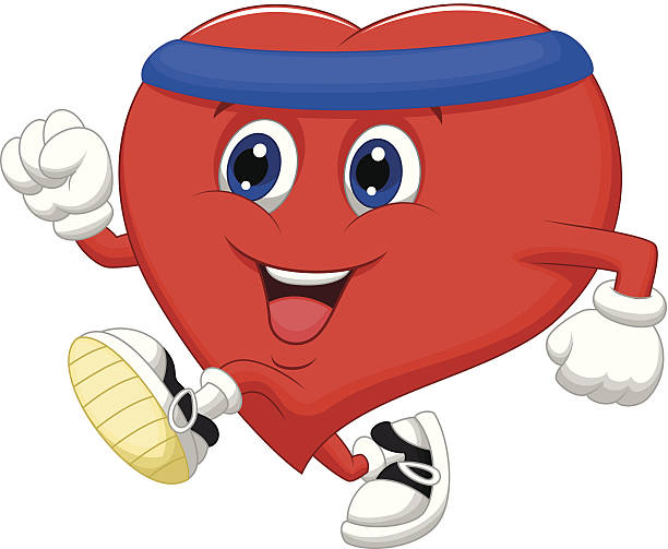 Healthy clipart. Heart pictures clip art