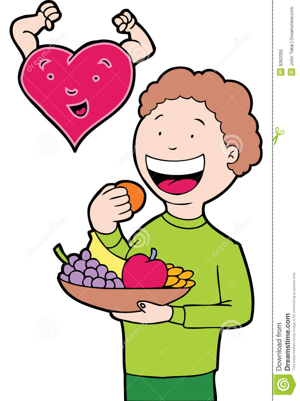 Healthy clipart.  collection of eating