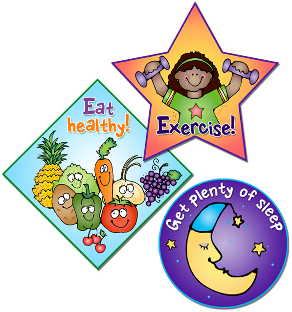 Calm clipart healthy activity.