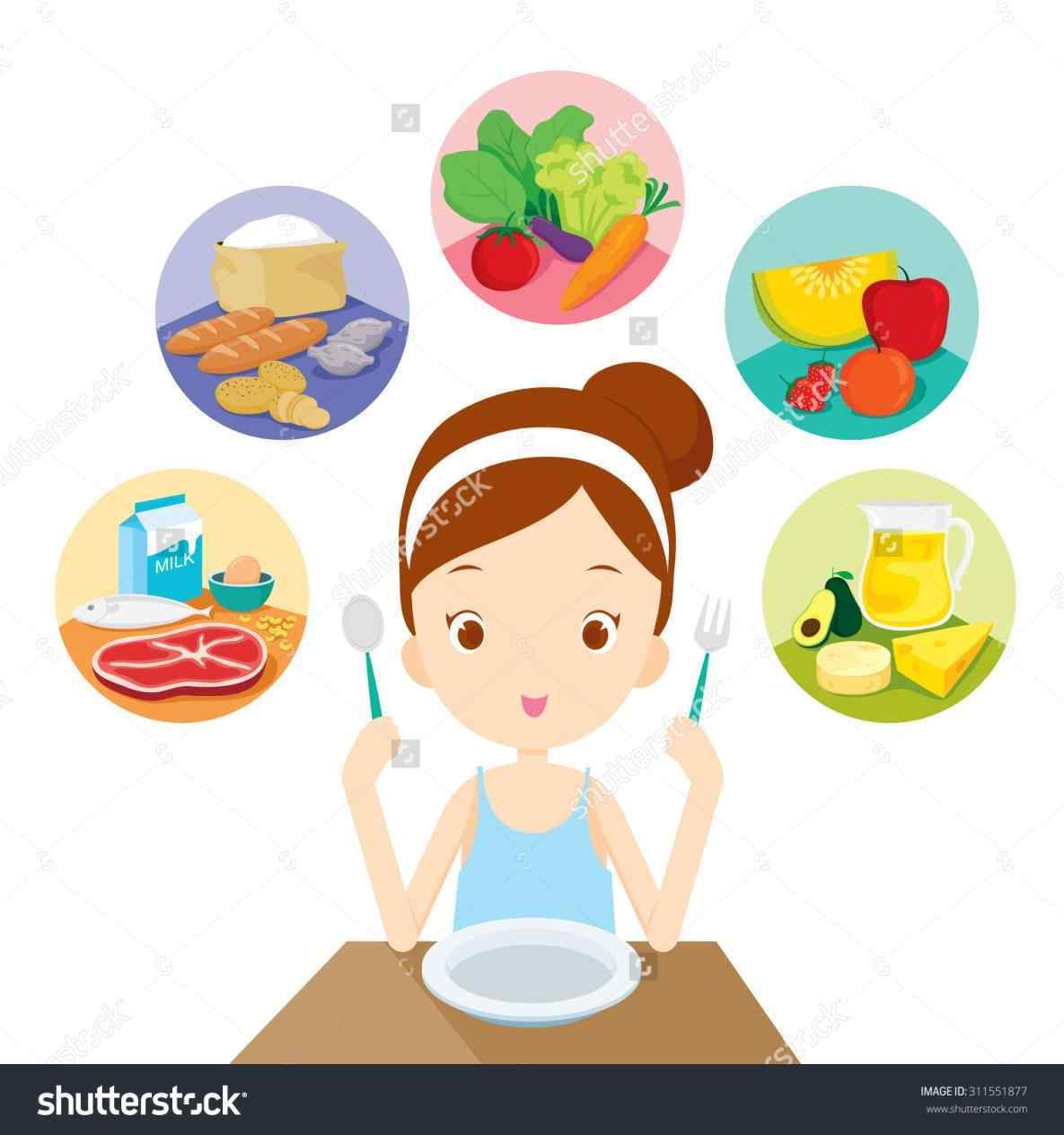 Healthy clipart. Eating clipartuse for alluring