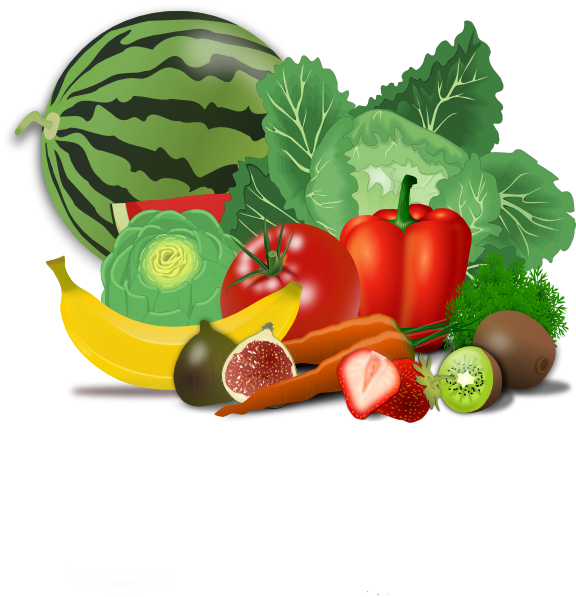 collection of healthy. Meal clipart vegetarian meal