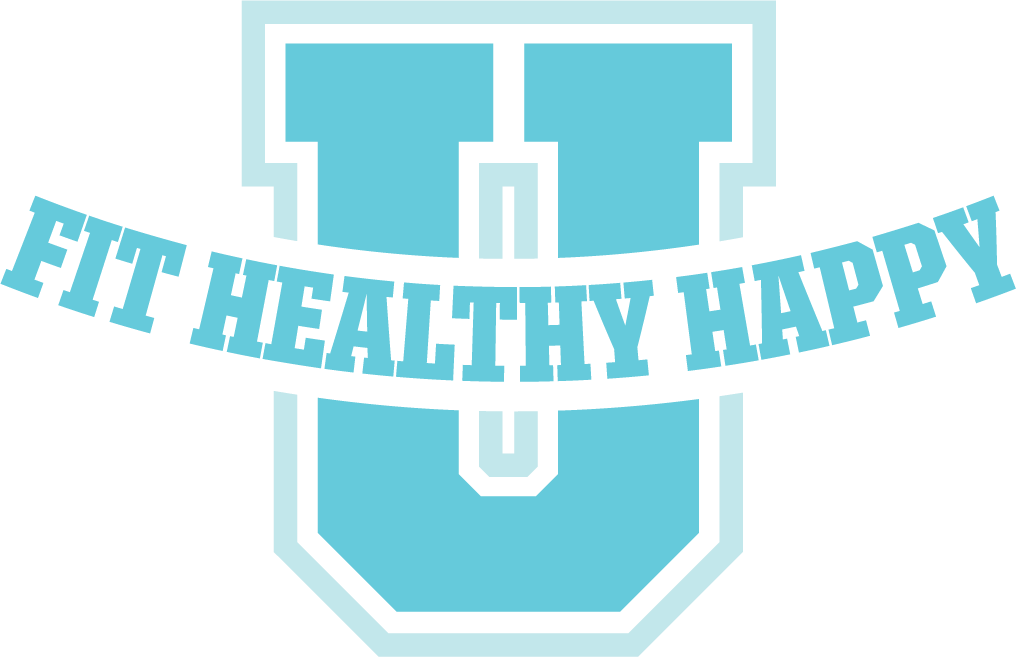 Fit healthy happy u. Motivation clipart health journey