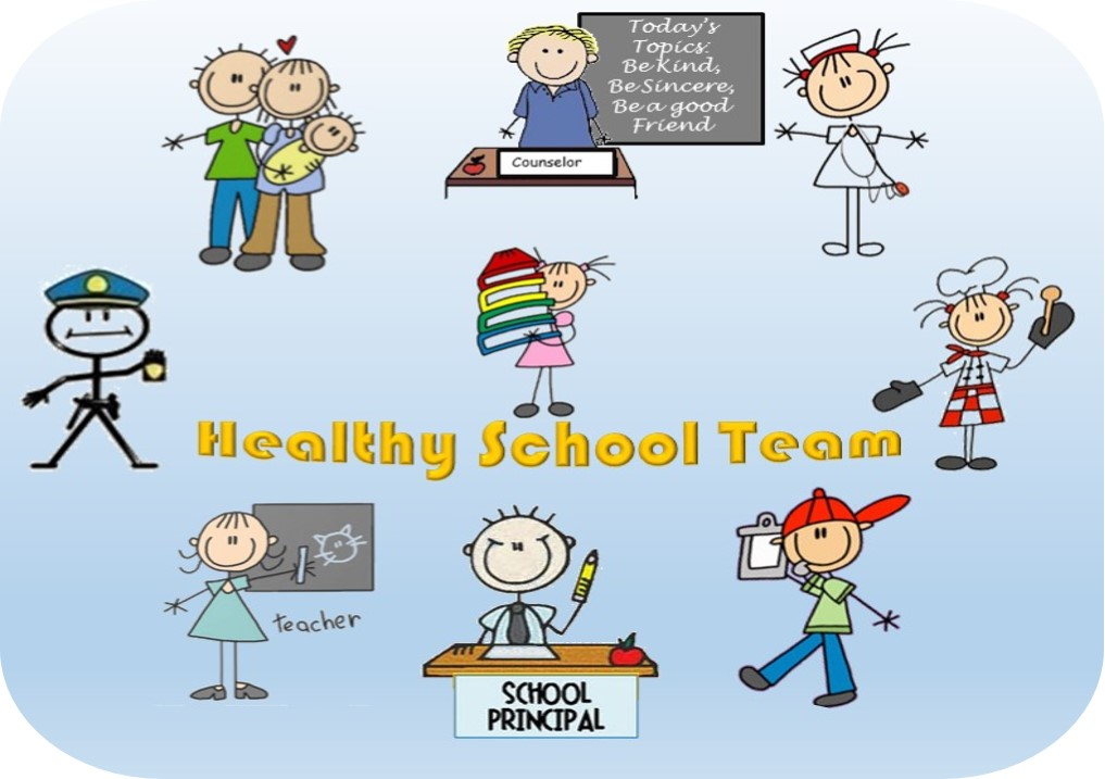 School teams coordinated loudon. Healthy clipart health teacher