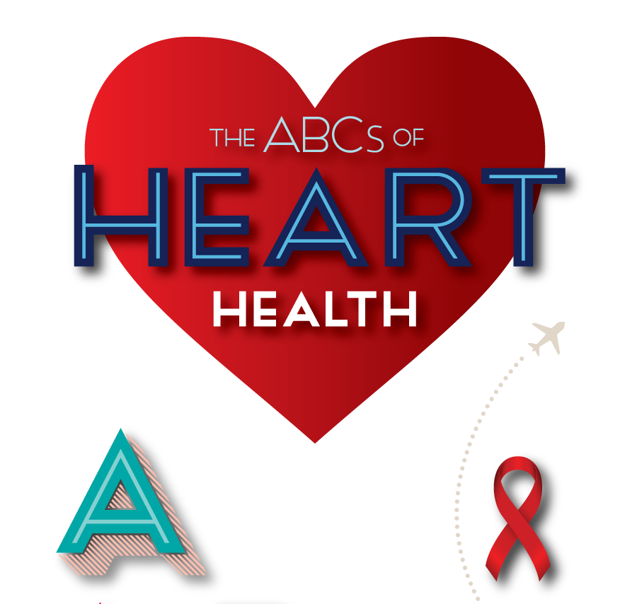 Abcs of heart health. Healthy clipart healthy blood