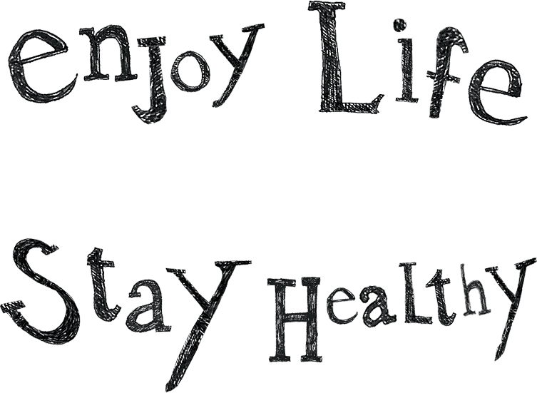 Healthy clipart live healthy. Stay and calm with