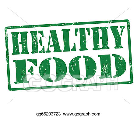 Vector illustration food eps. Healthy clipart stamp