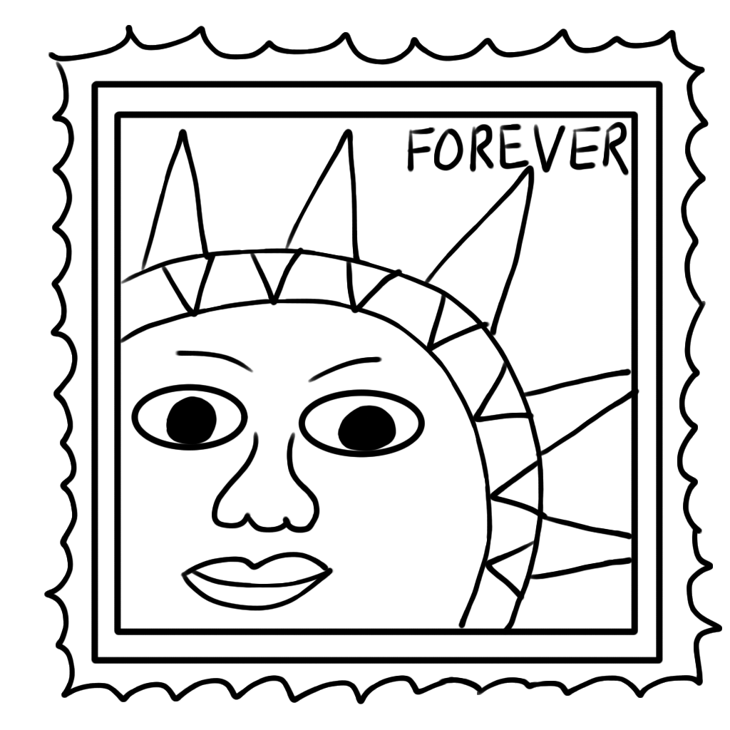 Stamp clipart line art. Clip by carrie teaching