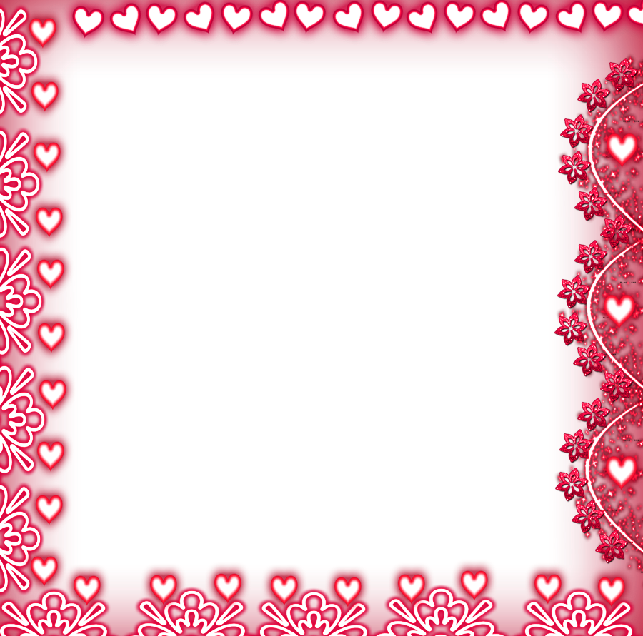 Frame image free icons. Heart border png