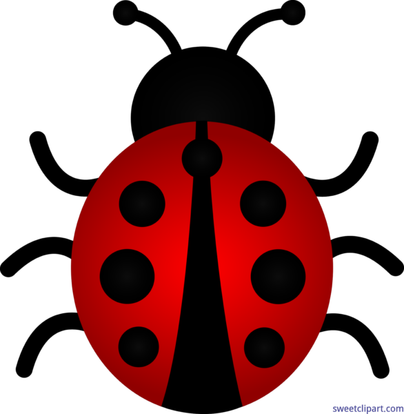 All clip art archives. Ladybugs clipart pastel
