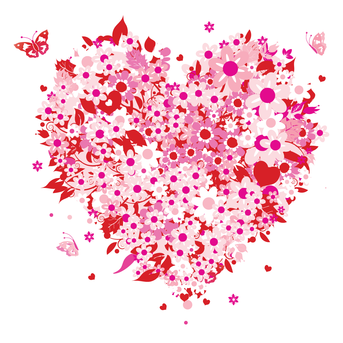 Cool images bunceeclipartmothersdayhearts. Heart clipart mothers day