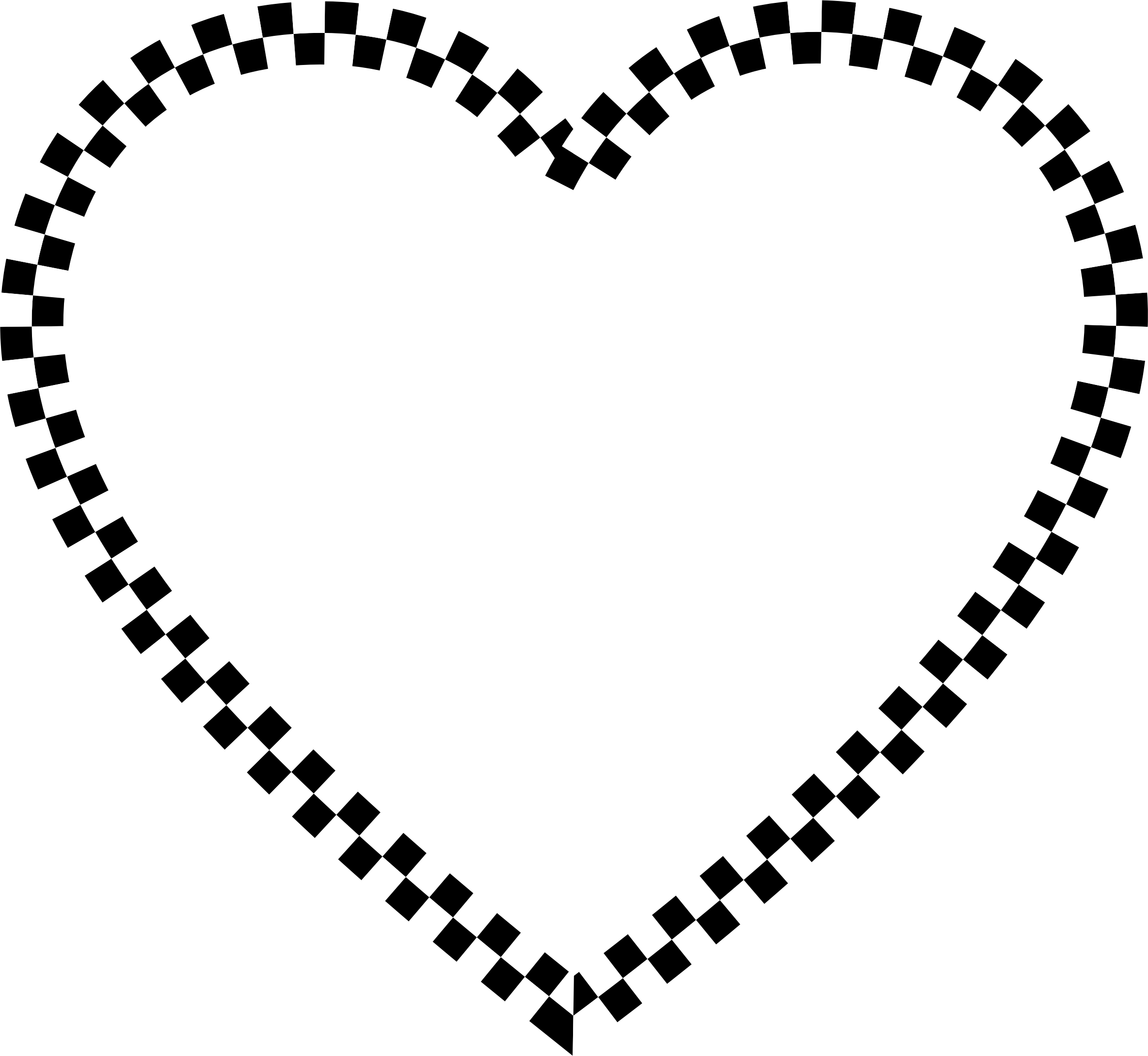 Checkered icons png free. Heart clipart plaid