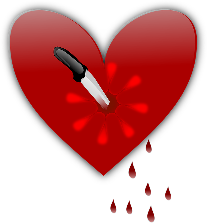 Heart clipart plaid. Fisherman heartbroken free on