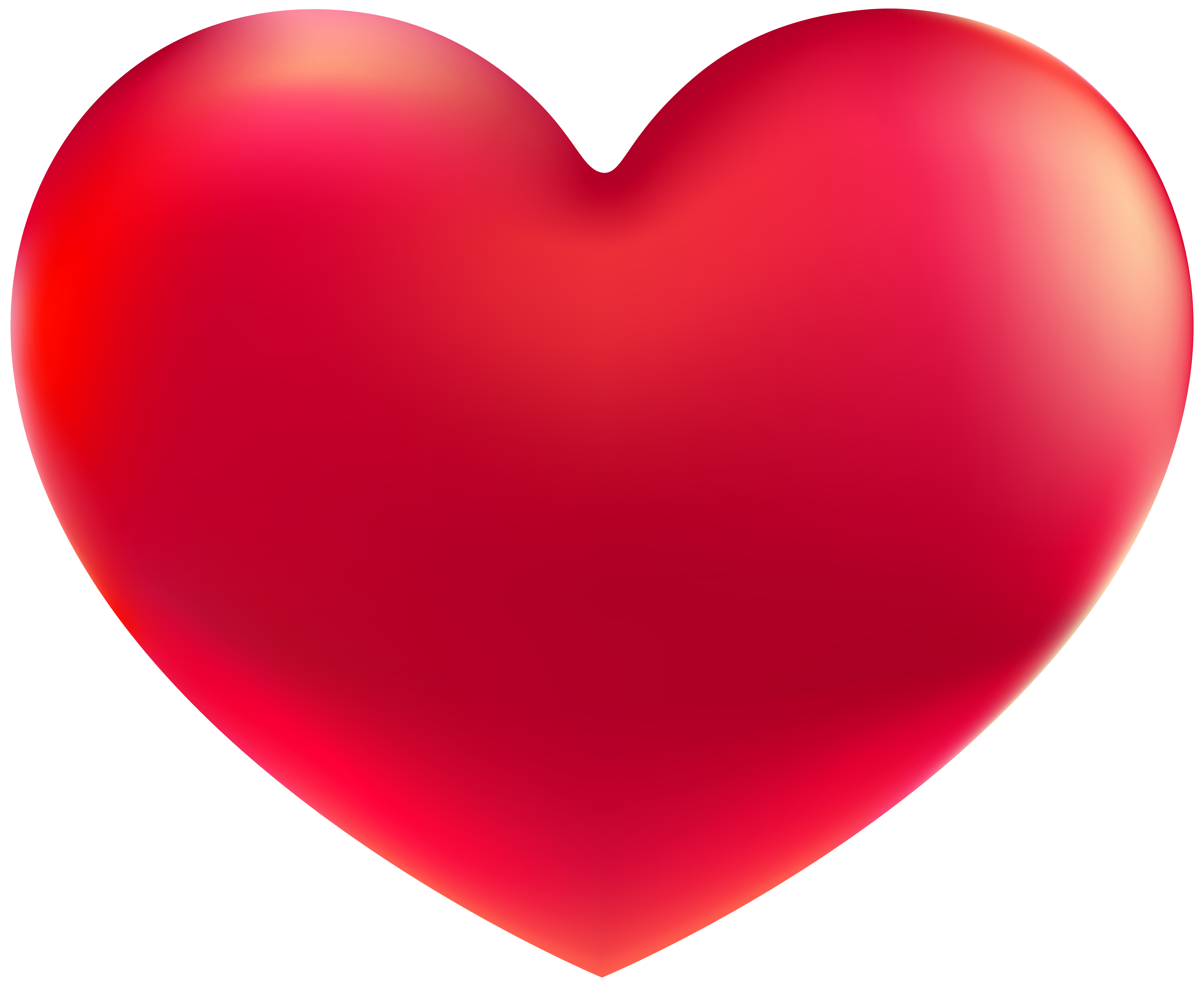 Red heart png image. Hearts clipart book