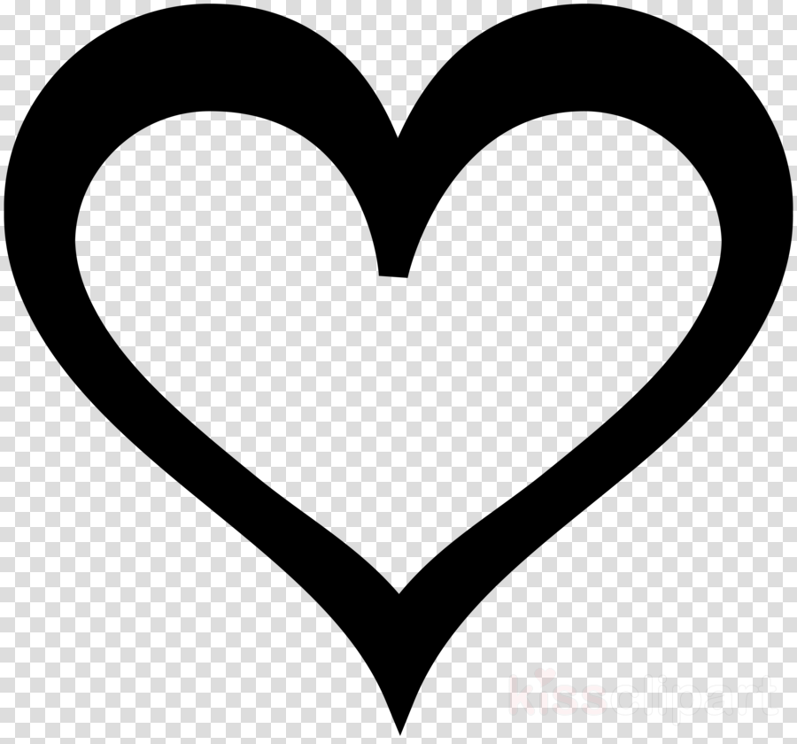 Heart clipart silhouette. Love background