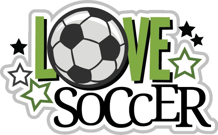 best cute find. Heart clipart soccer