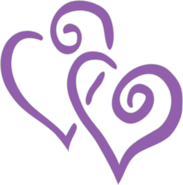 Military purple free download. Heart clipart volleyball