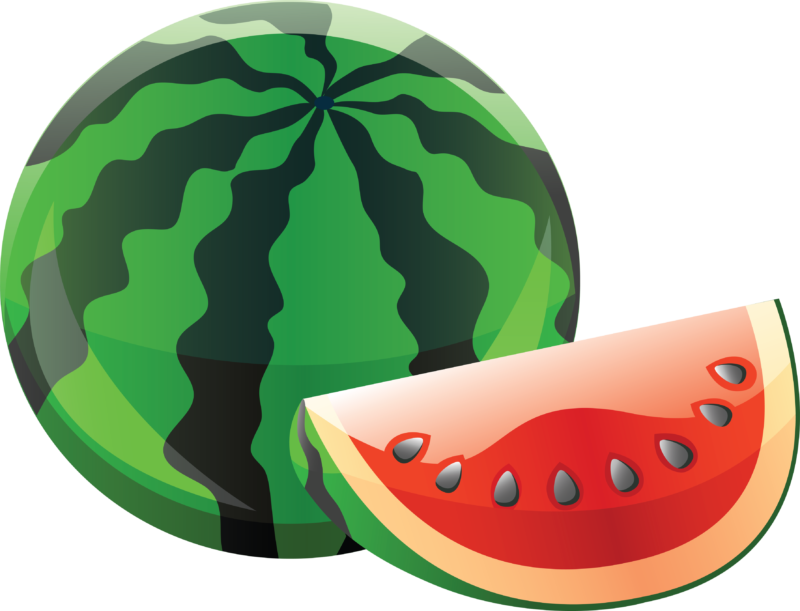 Images free download . Heart clipart watermelon
