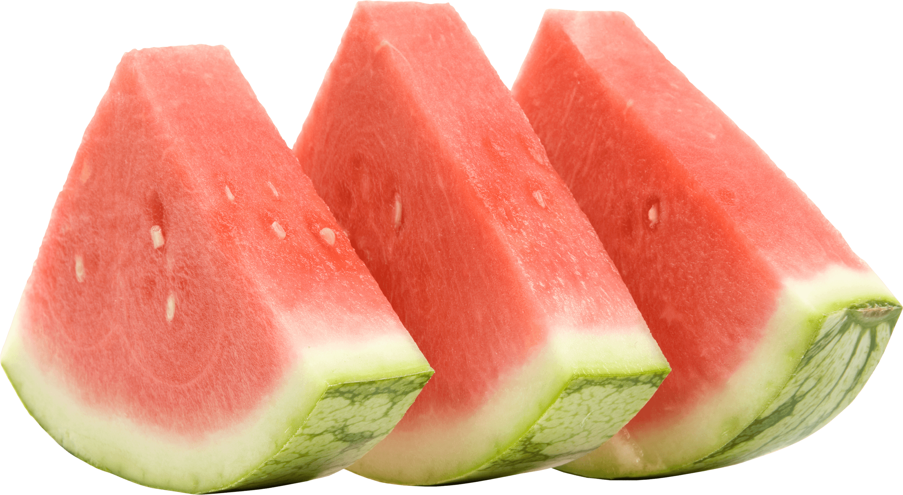 Slices transparent png stickpng. Heart clipart watermelon