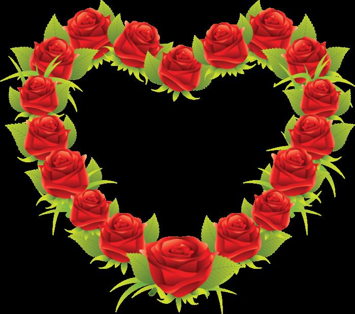 Valentines day transparent stickpng. Heart frame png