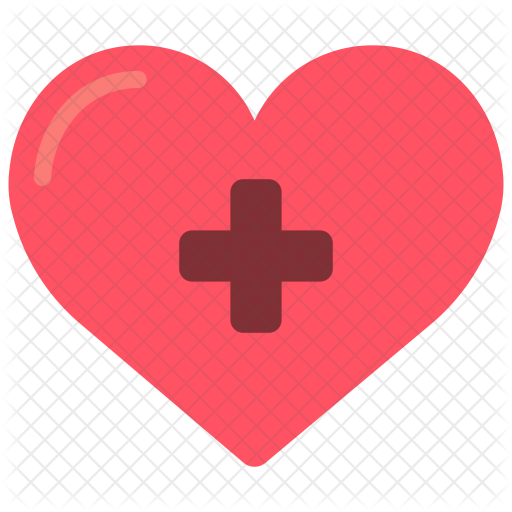 Heart icon png. Healthcare medical icons in