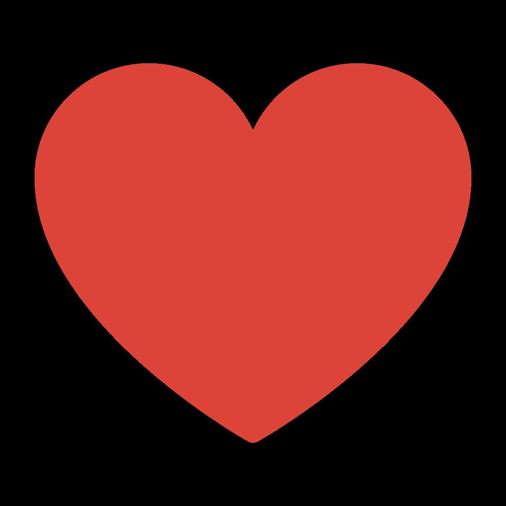 Emoji . Heart png images