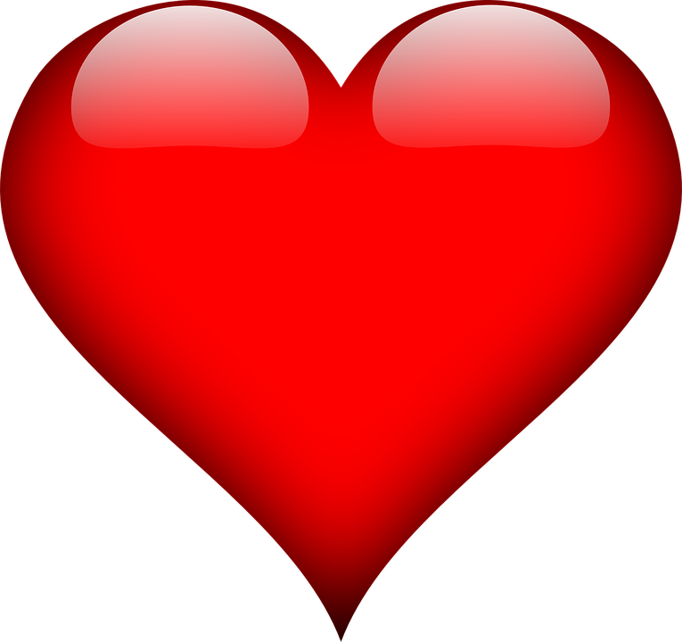 Heart png images. Free download