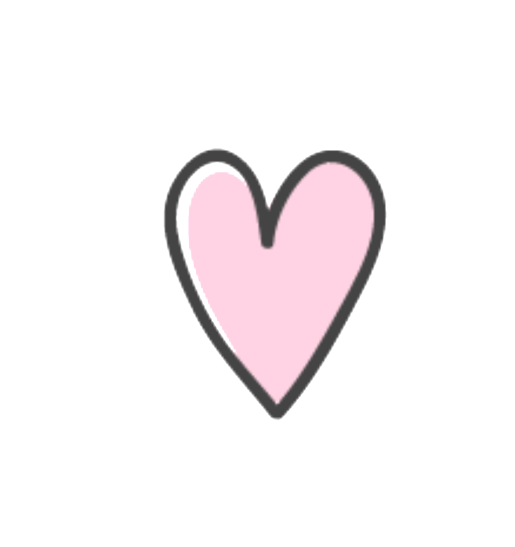 Heart vector png. A hand drawn free