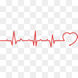 Heartbeat clipart. Png vectors psd and