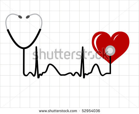 Heartbeat clipart. Panda free images heartbeatclipart