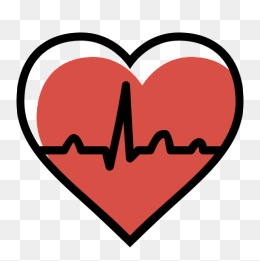 Png vectors psd and. Heartbeat clipart