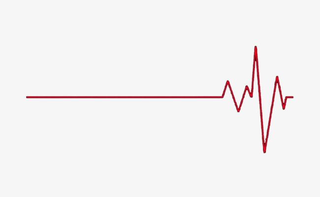 Hearts clipart heartbeat. Heart rate chart in