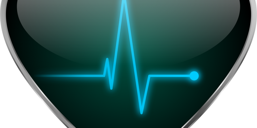 Sinus icardio. Heartbeat clipart bradycardia