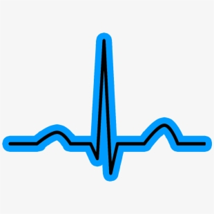 Music beat png . Heartbeat clipart cardiac rhythm