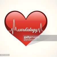 Make word in heart. Heartbeat clipart cardiology