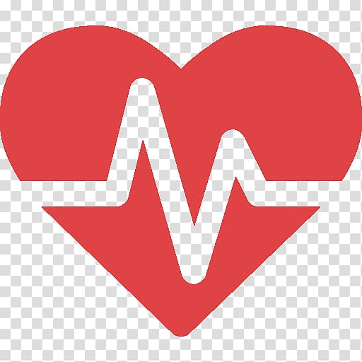 Health care heart rate. Heartbeat clipart cardiology