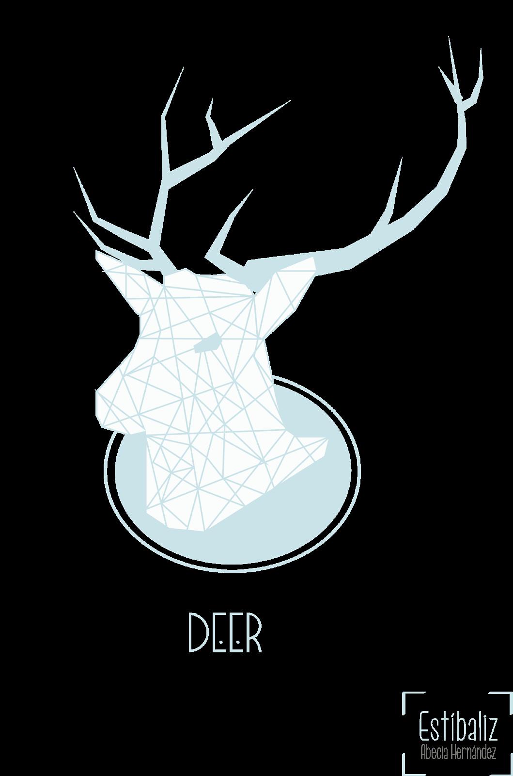Heartbeat clipart deer. Illustration graphic design pinterest