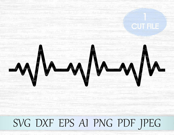 Pin on products . Heartbeat clipart file