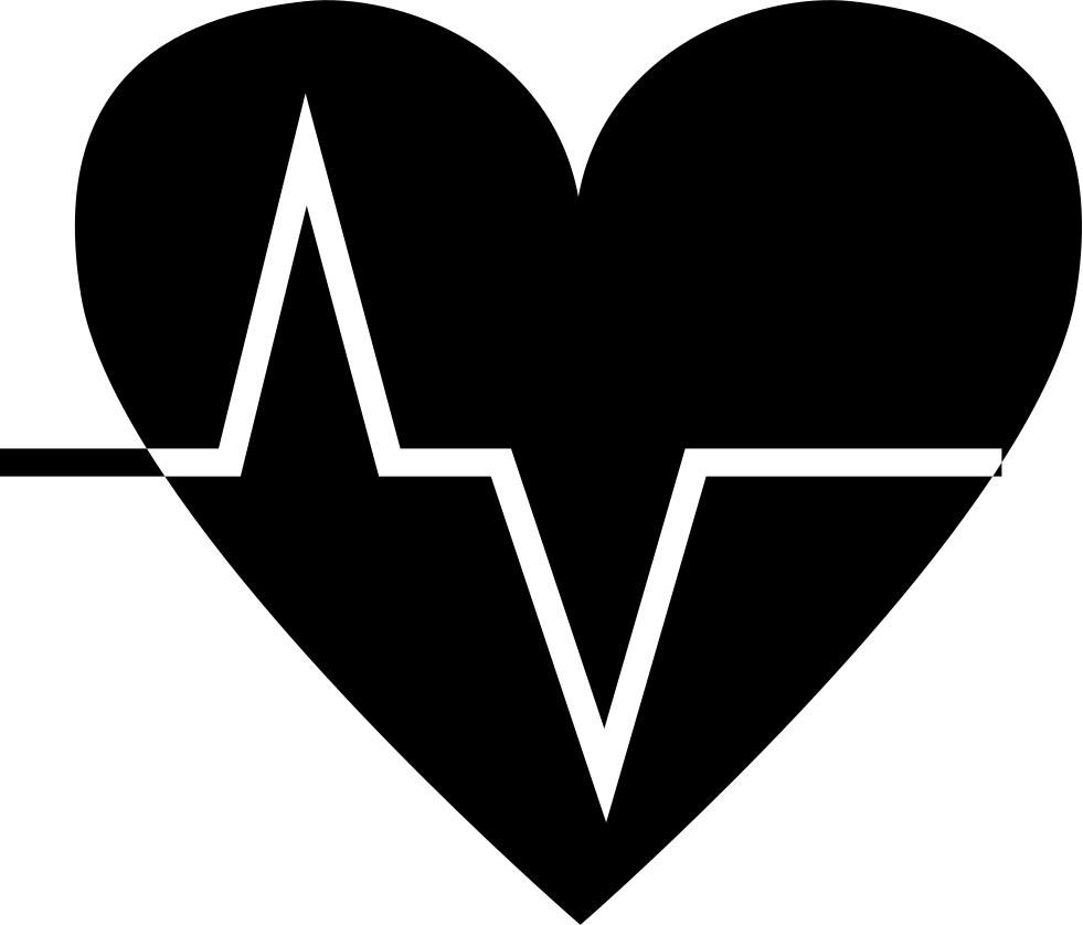 Heartbeat clipart football. Heartbeats svg png icon