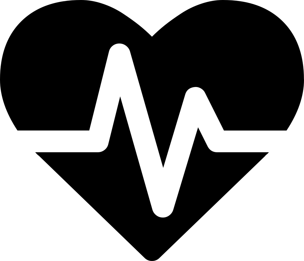 Svg png icon free. Heartbeat clipart football