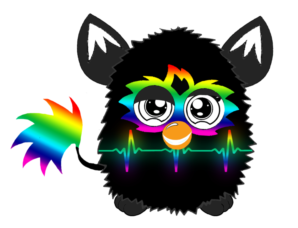 Neon old by ffgofficial. Heartbeat clipart god