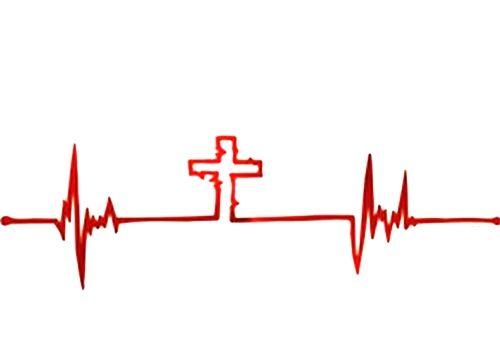 My heart beats because. Heartbeat clipart god