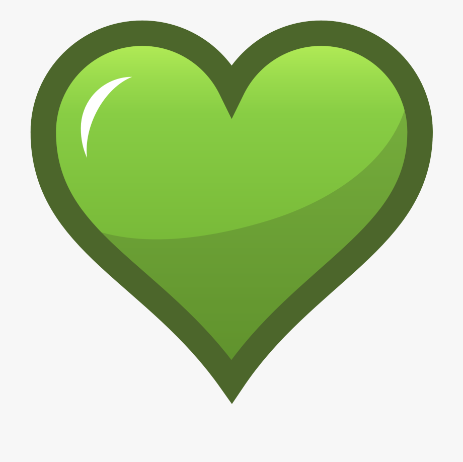 Heartbeat clipart green. Heart free