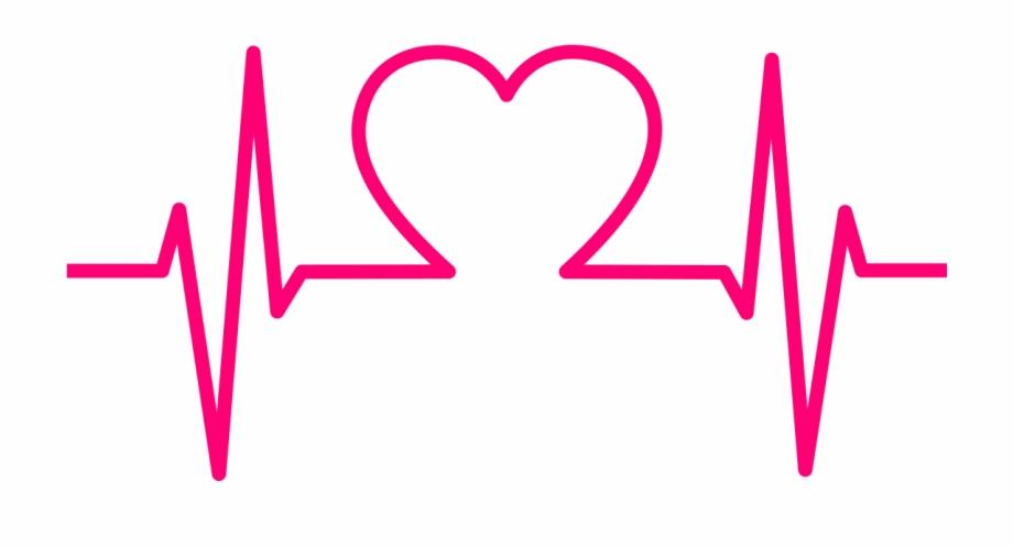 Png line transparent . Heartbeat clipart heart beat